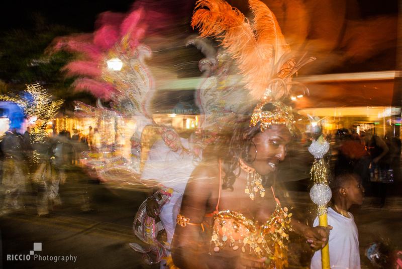Bahamian  JUNKANOO marching band