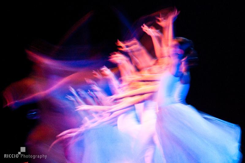 Ballet dancers from Boca Ballet