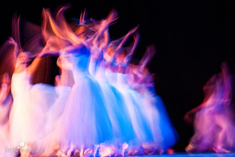 Dancers for the Boca Ballet Theatre