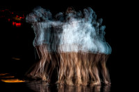 "Boca Ballett Dancers performing ""In Deep"" photographed by Maurizio Riccio"