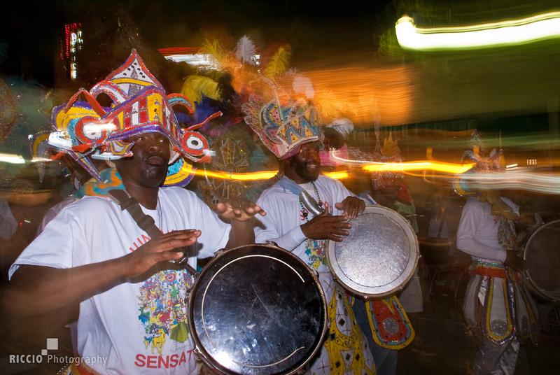 Junkanoo, Bahamian street parade in Delray Beach